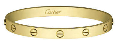 Cartier Love Bracelet Gold